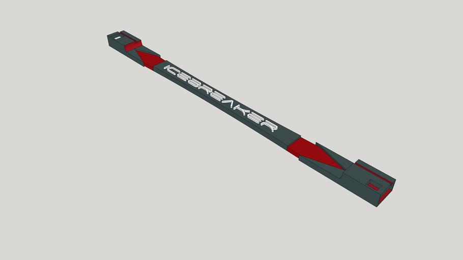 Icebreaker Sensorica prototype 2