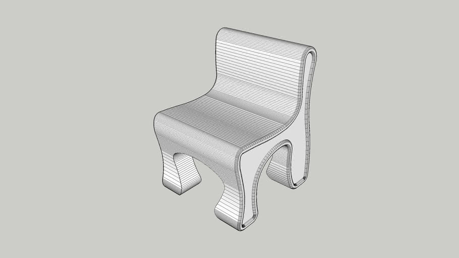 zdesign_Obama newspaper chair