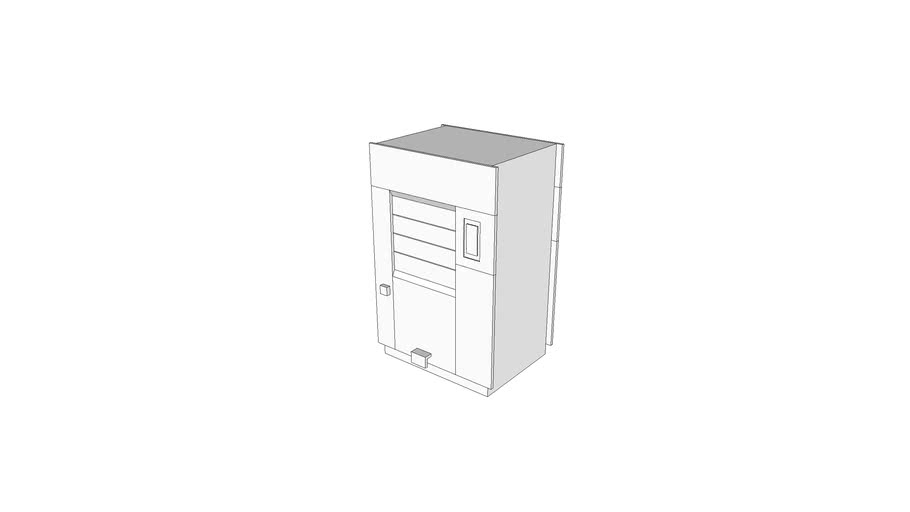 S0960 - Washer-Disinfector, STM, 2 DO, RCSD1WLL, 26x24x24 Cham