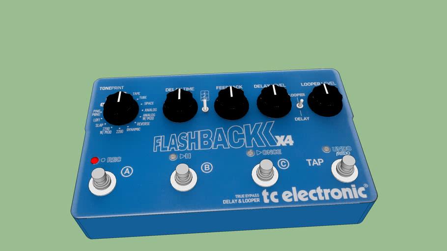 tc electronics Flashback X4