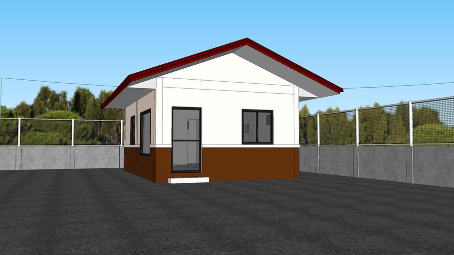 15MVA AJUY SUBSTATION CONTROL HOUSE