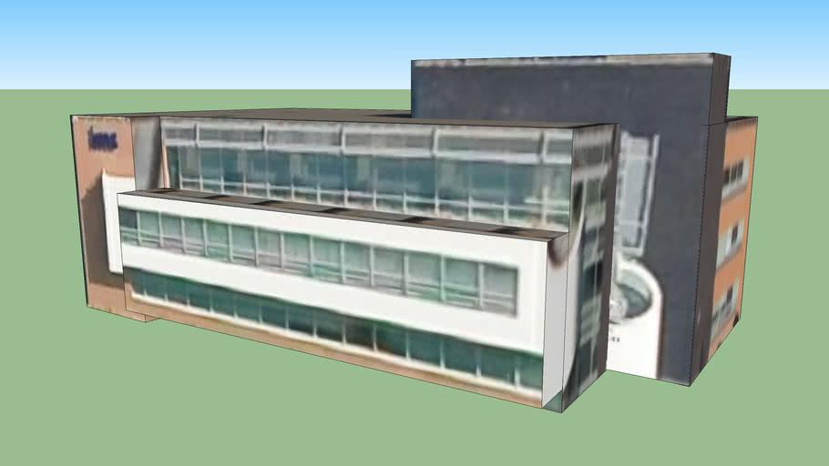 Office building in Capelle aan Den IJssel, Netherlands
