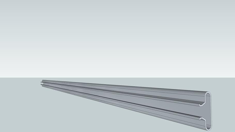 Aluminium profil 868mm