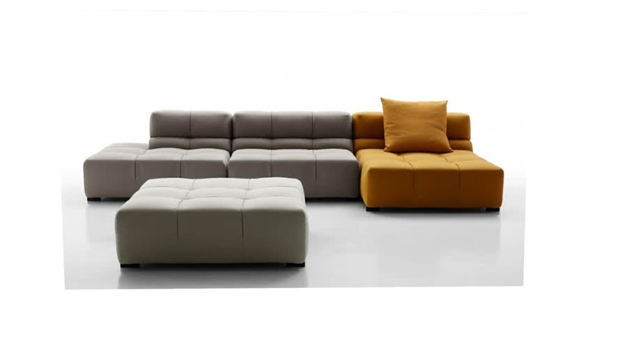 SOFA TUFTY TIME 15' - B&B ITALIA