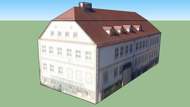 Gebäude in Thaur, Österreich