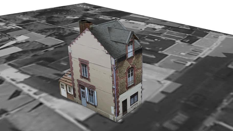 Maison de Ouistreham
