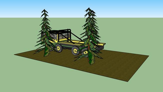 Tatra 813 truck trial version