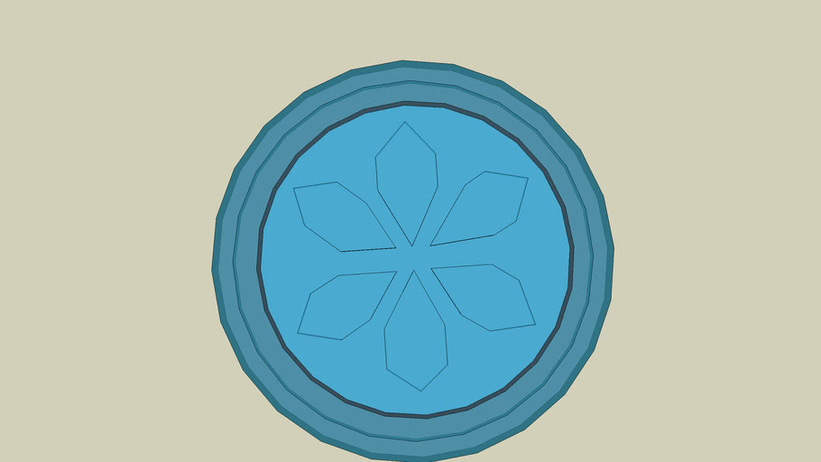 Water Medallion