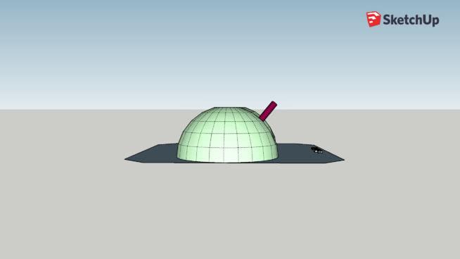 Mohammed Dome Telescope
