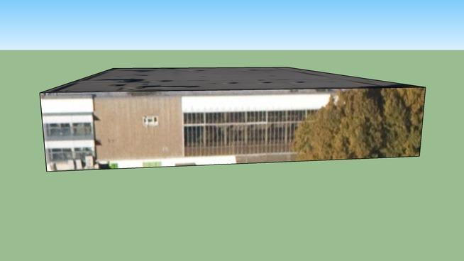 Budynek przy Cardiff, South Glamorgan CF11 9BT, Wielka Brytania