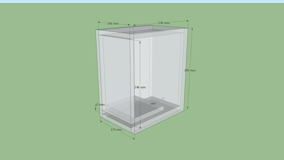 Pluvia Seven/CHS-70 7.5L Reflex 0V9 plan