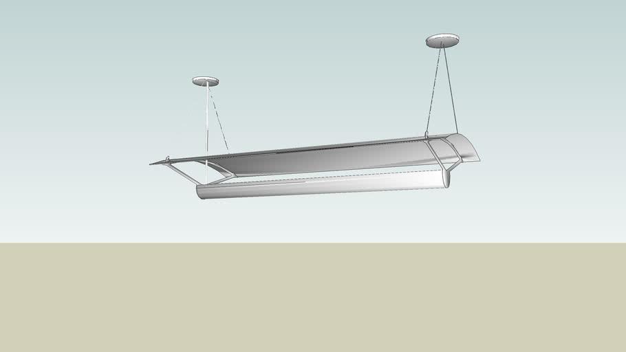 Ascent Ceiling Fixture - CP4490 Visa Lighting