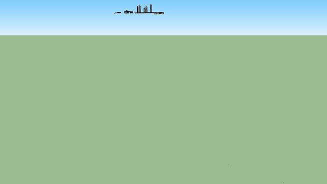 Michigan Flight simulator poligon