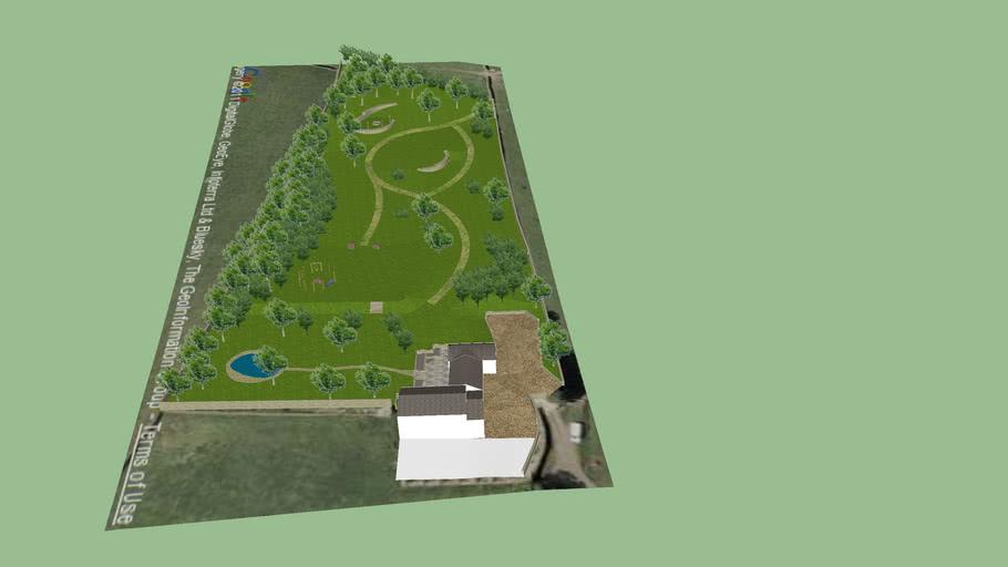 Landscape Project 3d Warehouse