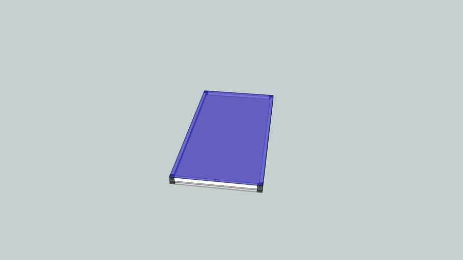 Sundial SF3 - aurinkolämpökeräin