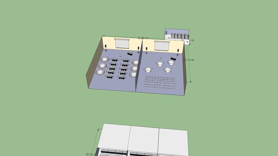 ersan round table setup