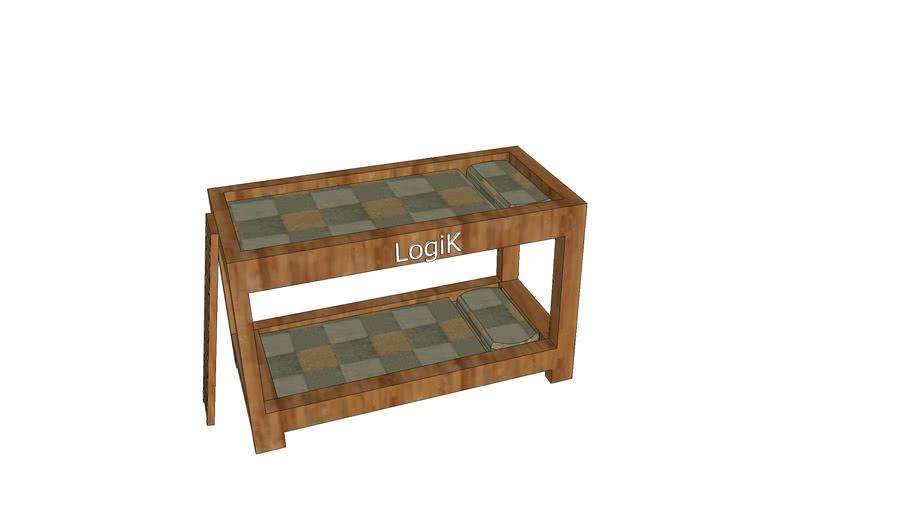 LogiK bed