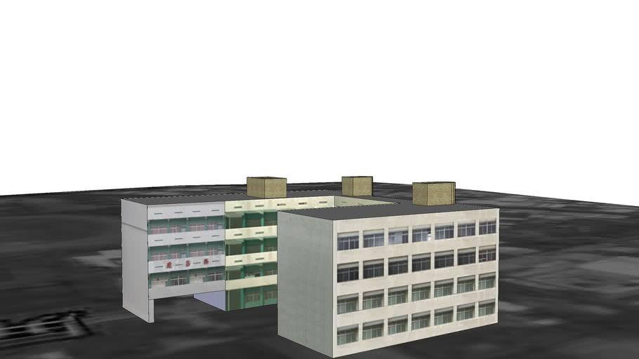 屏東高工建築科大樓