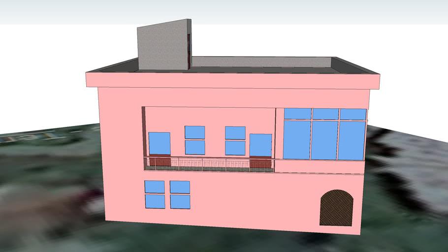 Osman Amcamın evi
