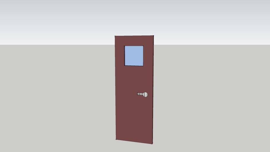 Pathroom-door