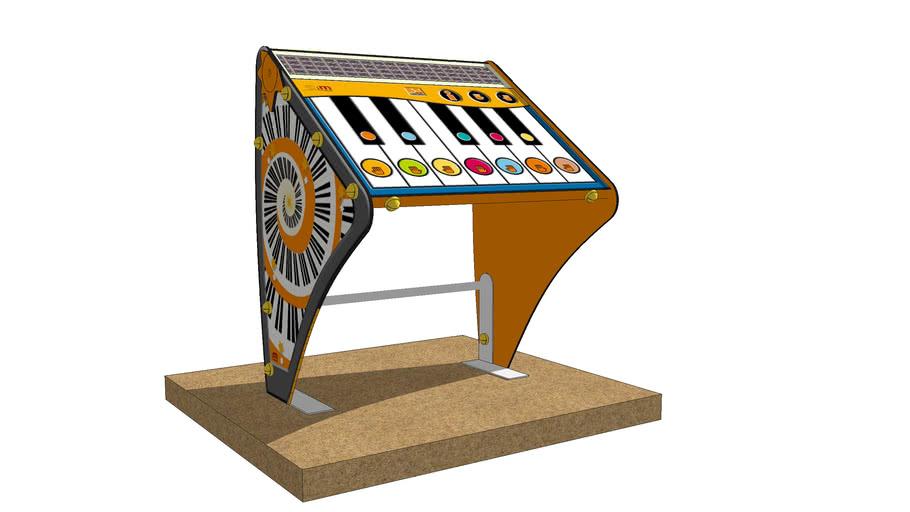 gioco solare piano art. gspa100