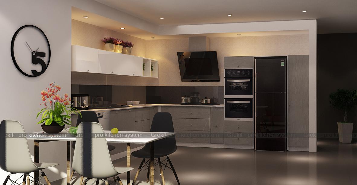 cabinet kitchen system