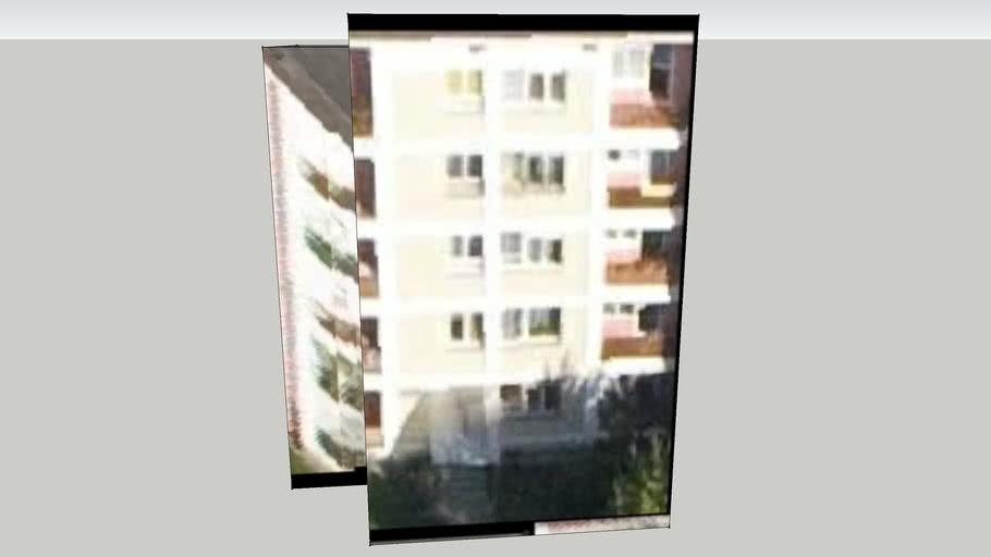 Budynek mieszkalny, ul. Krasińskiego 33