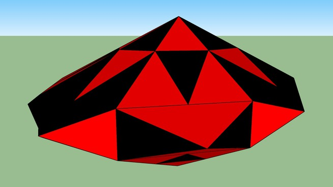 Interesting Geometrical Shape