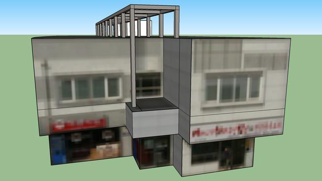 The Incheon Free Economic Zone Songdo Area - Building260