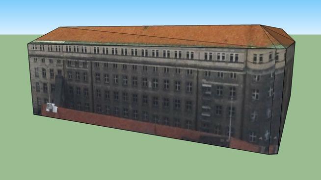 Building in Berlin
