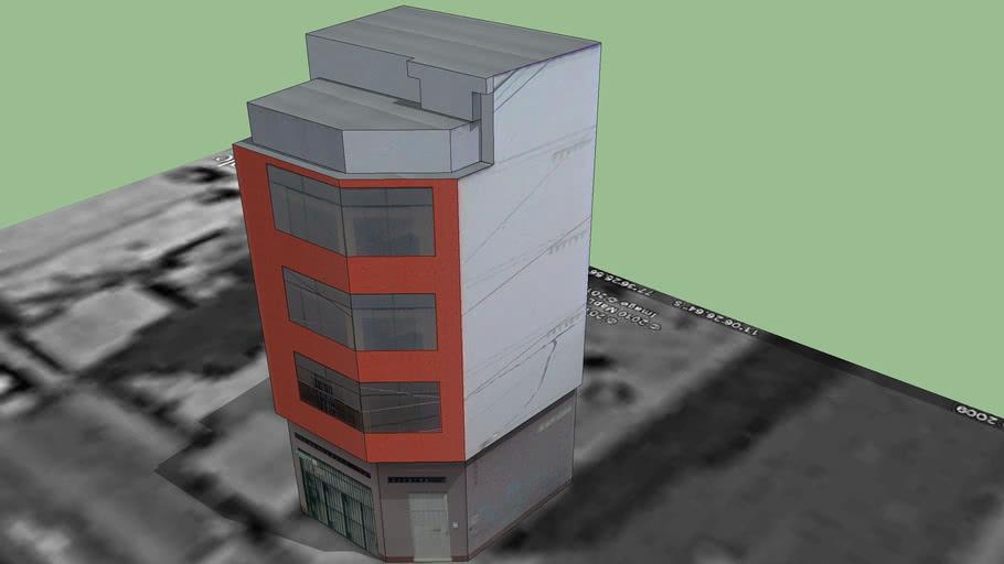 """Edificio """"El Almacén"""""""