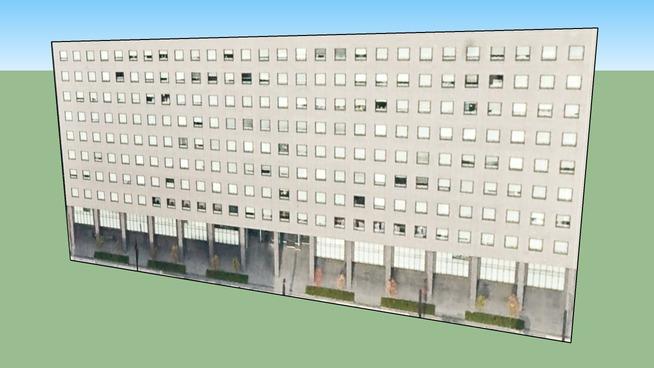 Edificio en 〒060-8607