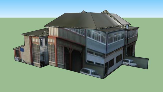 Tyndall&Hanham building,Christchurch,New Zealand