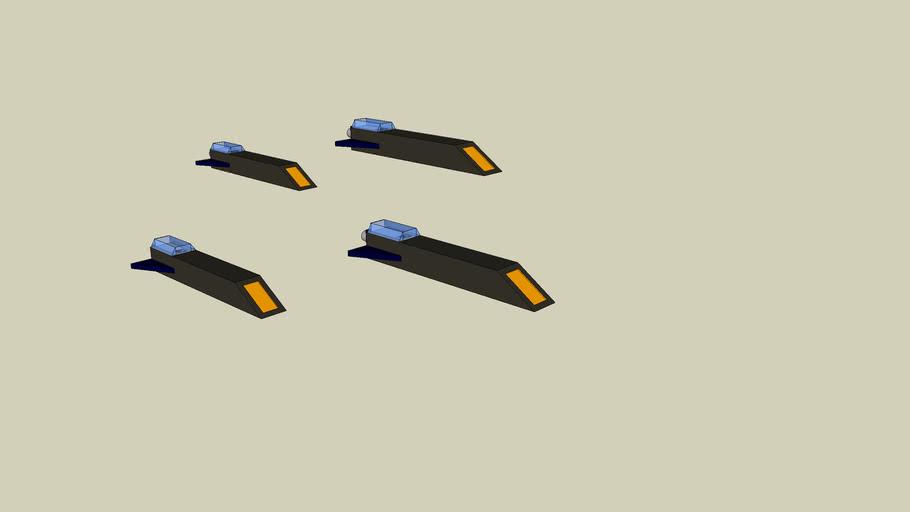 Fighter fleet
