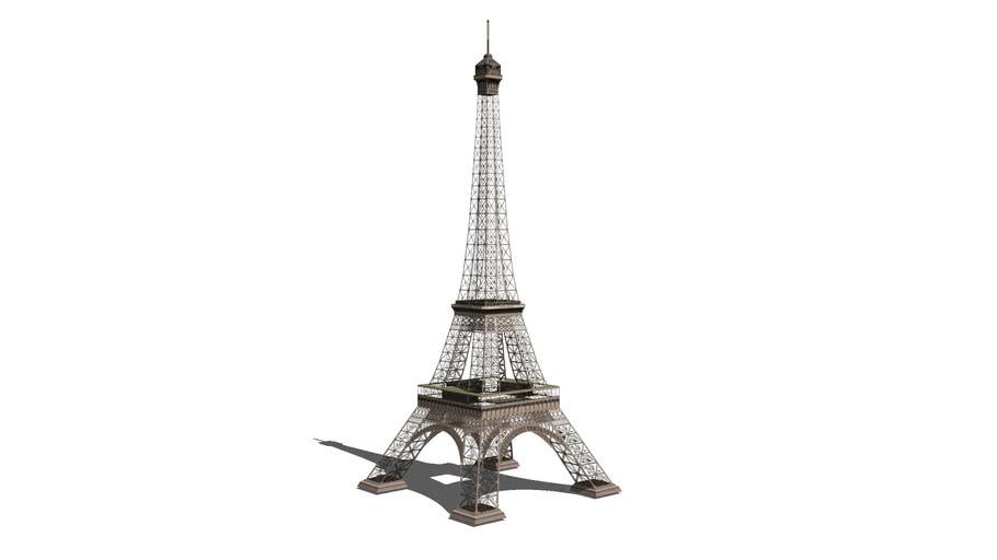 Tour Eiffel FRANCE MINIATURE