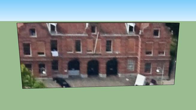 Building in 1071 DE Amsterdam, The Netherlands