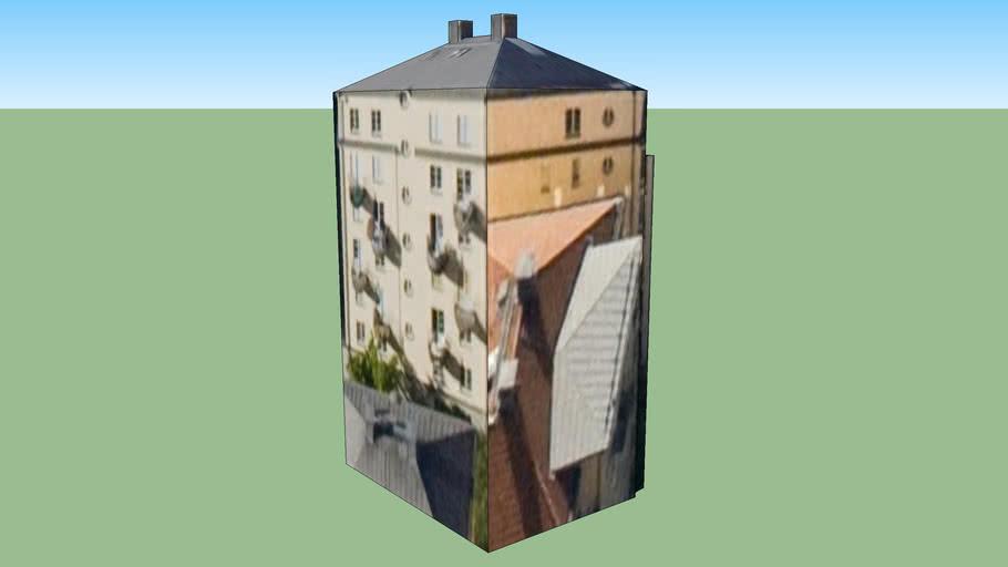 Bygning i Stockholms kommun, Sverige