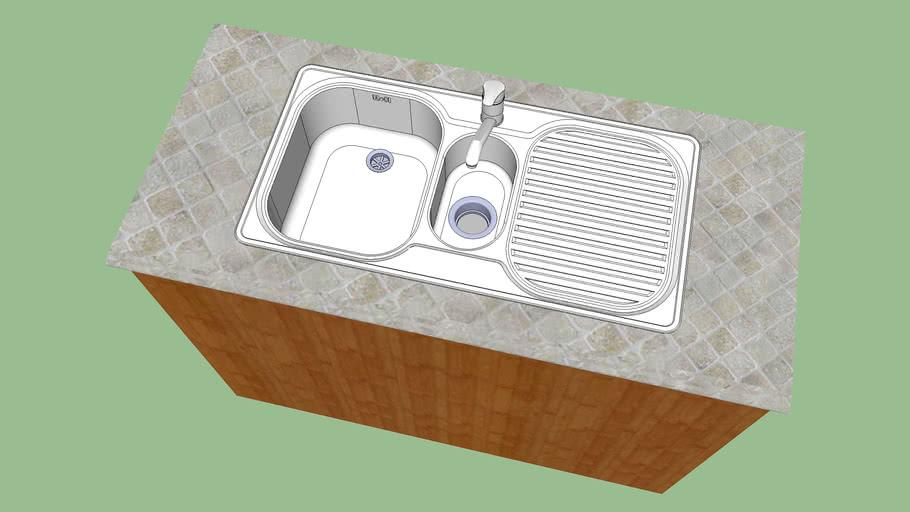 kitchen sink, évier cuisine