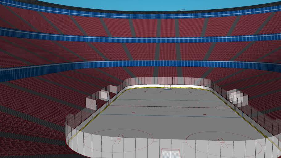 NHL Style Hockey Arena