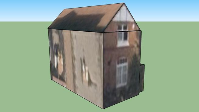 detached house, West Midlands B16 9DX, UK