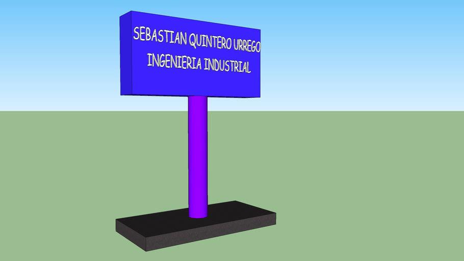 Porta Tarjetas Sebastian Quintero