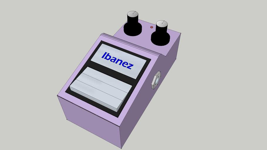 Ibanez CS-9 stereo chorus