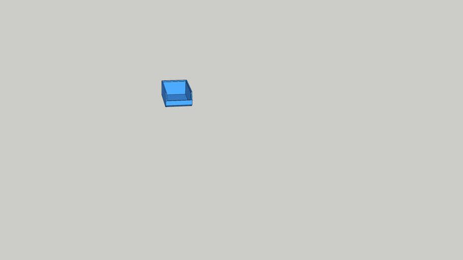 Contenedor Jumbo Azul