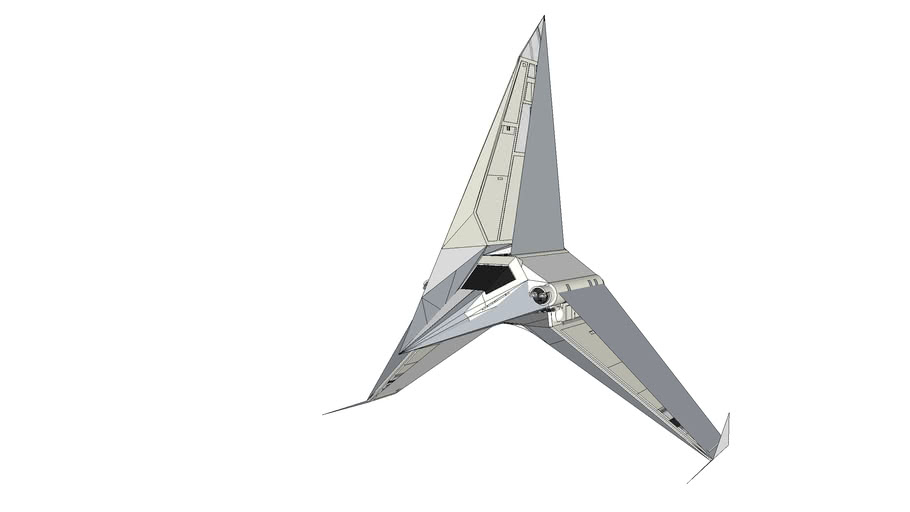 Imperial Shuttle (Version 2.0)