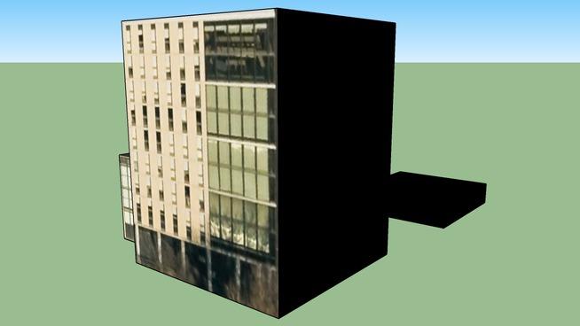 日本, 东京港区的建筑模型