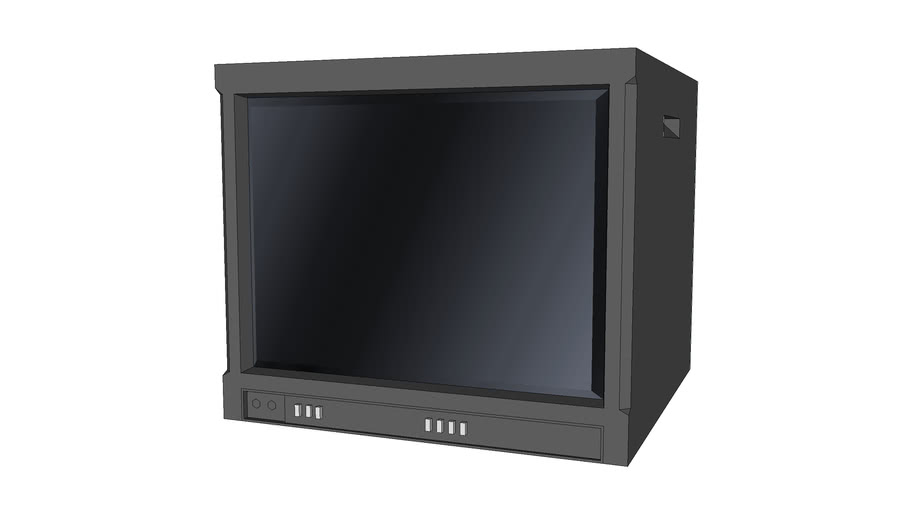 Video monitor 17 inch