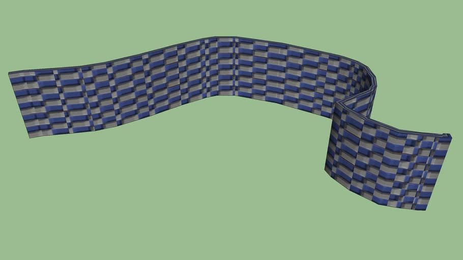 Big Ribbon - Sketchup 8.