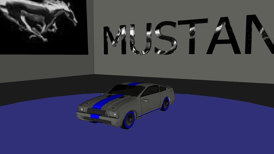 My first Car..... Mustang Cobra GT 500