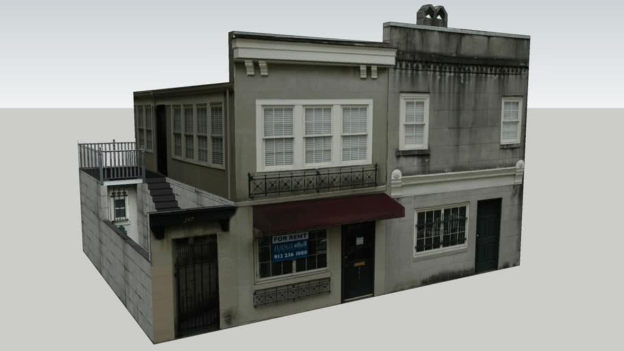347 Drayton Street, Savannah, Georgia
