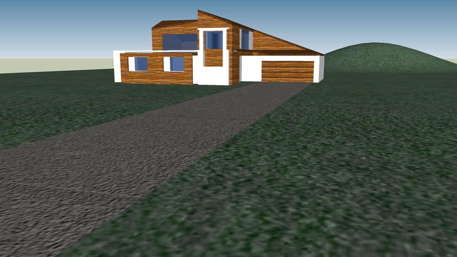 Modern Cabin II (yakhin)